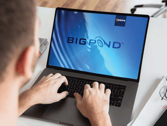 Bigpond Email  Support